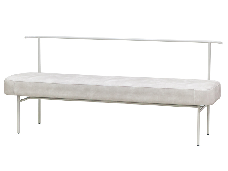 Zacc collection by SEDEC B160 Bench (Ivory) B160 벤치 (아이보리)
