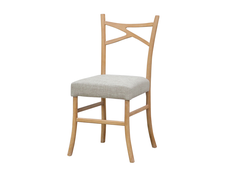 Zacc collection by SEDEC Deer Natural Dining Chair (Natural) 디어 내추럴 식탁 의자 (내추럴)