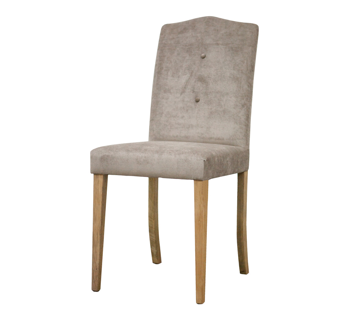Zacc collection by SEDEC Moroc Grey Brown Dining Chair (Natural) 모록 그레이 브라운 식탁 의자 (내추럴)