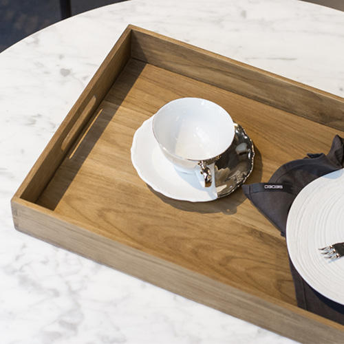 Zacc collection by SEDEC Wood Tray 우드 트레이