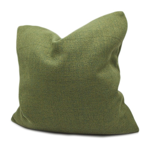Basic Color Cushion (Army Green)베이직 무지 쿠션 (녹색)1+1