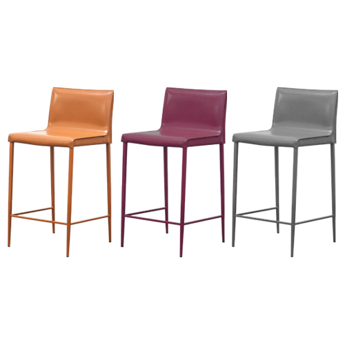 ITALSTUDIO Ginetto Counter Stool (3 Color) 지노 바스툴 (3가지 색상)