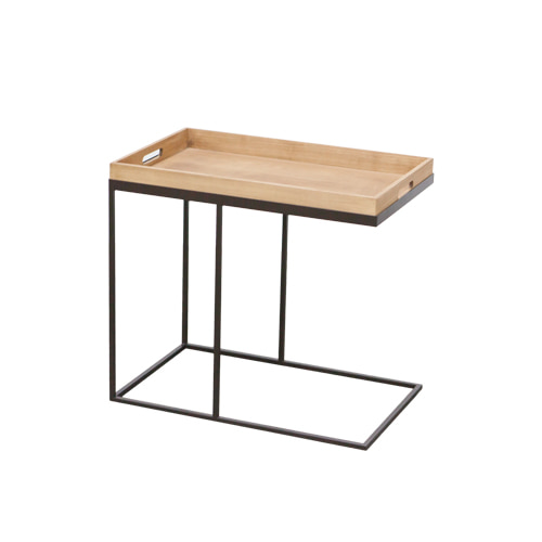 Zacc collection by SEDEC Wood Tray Table 우드 트레이 테이블(직사각-A)
