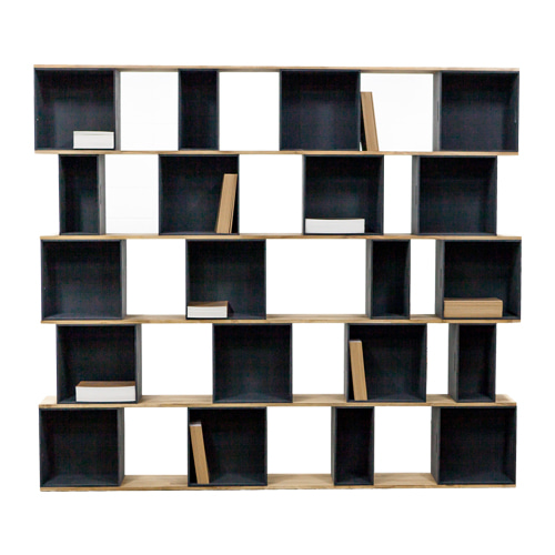 Zacc collection by SEDECVE BOOKCASE 240  VE 책장 (240)