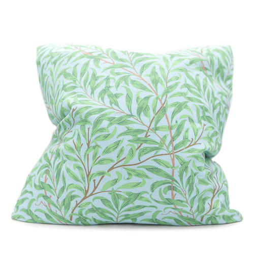 MORRIS & CO. Willow Bough Leaf Green Cushion 모리스 윌로우보우 그린 쿠션